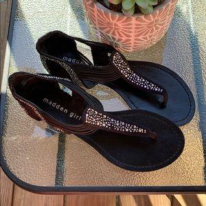 Steve Madden Sandals. Size 6.6